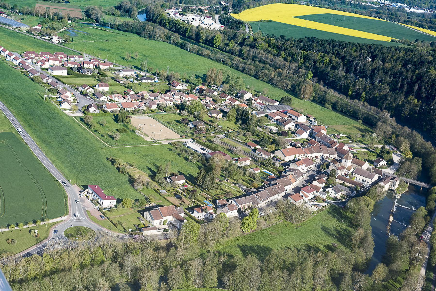 Commune de Chamarandes-Choignes (52)