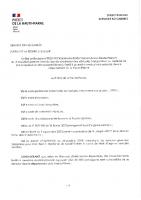 AP 20210503 Interdiction circulation matériel festif