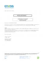 Info. ENEDIS_Coupures électriques